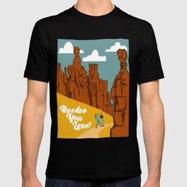 National Parks Print   Bryce Canyon National Park   Hoodoo You Love   Hiking T-shirt