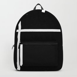 Black areas Backpack
