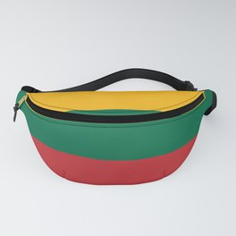Flag of Lithuania Fanny Pack