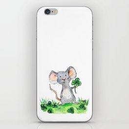 Melvin the Mouse iPhone Skin