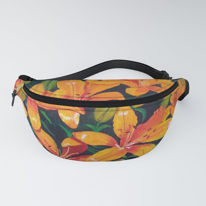Daylilies in the Garden Fanny Pack