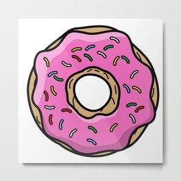 Donut Lover!! Metal Print