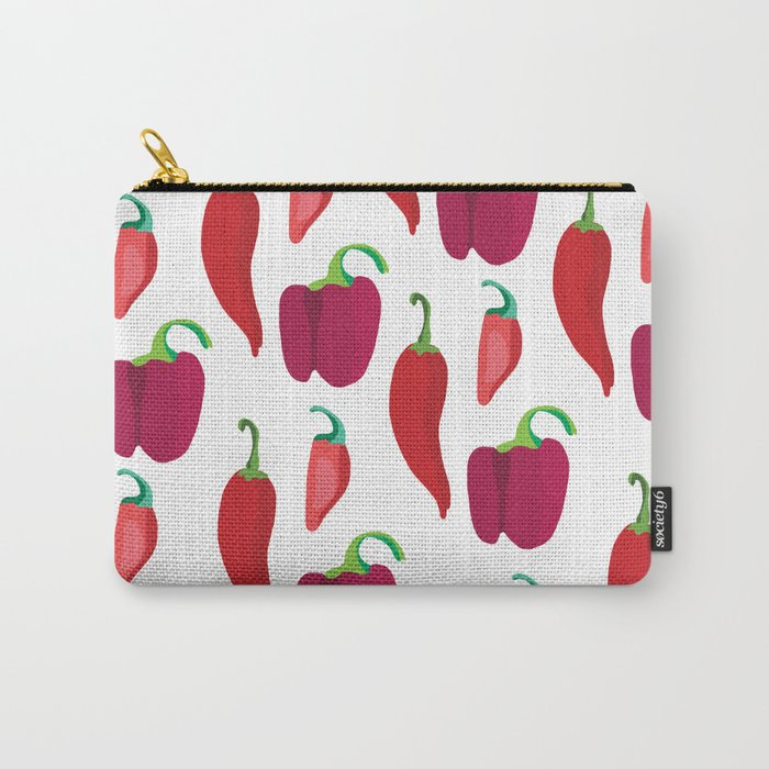 Sweet Pepper Carry-All Pouch