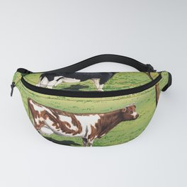 Typical Cows Fanny Pack