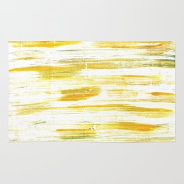 Lotion abstract watercolor Rug