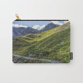 Path To Snowdon Carry-All Pouch