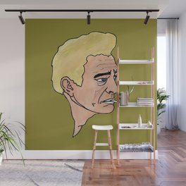 Blond Johnny by Surjal Wall Mural