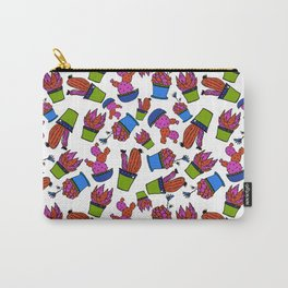 Cacti paradise pattern Carry-All Pouch