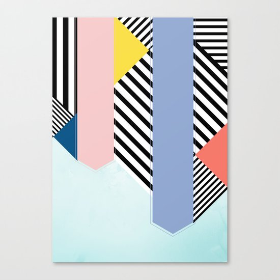 Pantone Colors of the Year 2016  Canvas Print