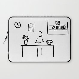 administration office Laptop Sleeve