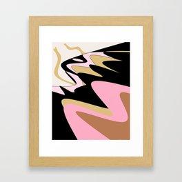 Snake Hill Framed Art Print