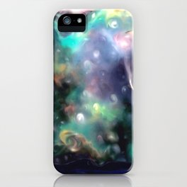 Starry Night by Nicole Whittaker iPhone Case