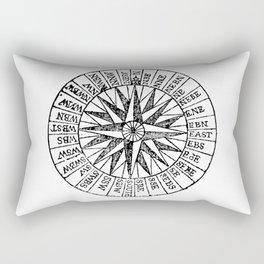 Compass 2 Rectangular Pillow