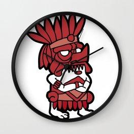 Maya who?!? Wall Clock