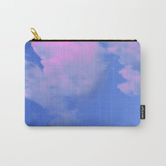 The Colour of Clouds 02 Carry-All Pouch