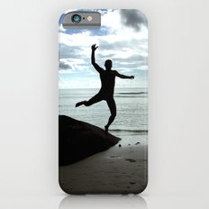 Open your mind, freedom's a state Slim Case iPhone 6s
