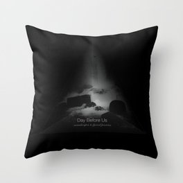 DBU ⎢Tetraone Throw Pillow