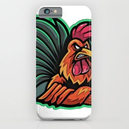 Chicken bourgeois landlord growls grouse appreciated masculine punishment iPhone Case