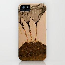 Human Being Origin iPhone Case