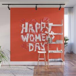 International Women's Day Wall Mural