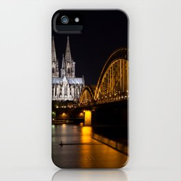 Cologne 4 iPhone Case