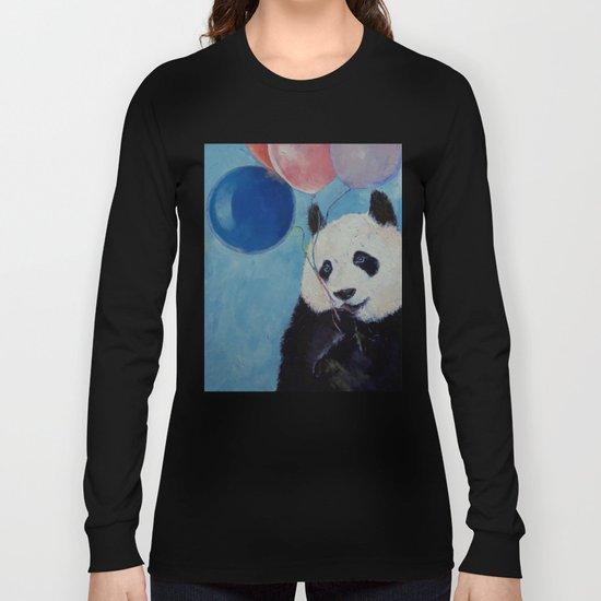Panda Party Long Sleeve T-shirt