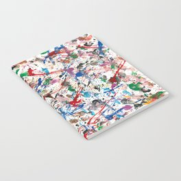 ABSTRACT VISIONS Notebook
