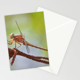 Nature in pastel shades Stationery Cards