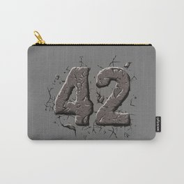 42 stone Carry-All Pouch
