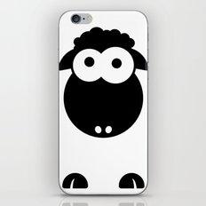 Minimal Sheep iPhone & iPod Skin