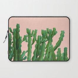 Italian Peach Cactus Laptop Sleeve
