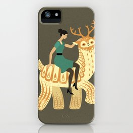 To the Party! iPhone Case