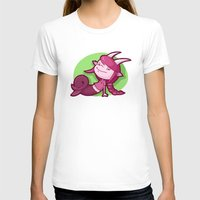 capricorn T-shirts featuring Capricorn by Chiara Zava