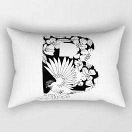 Birdie B Rectangular Pillow