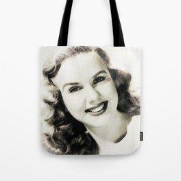 Deanna Durbin Tote Bag