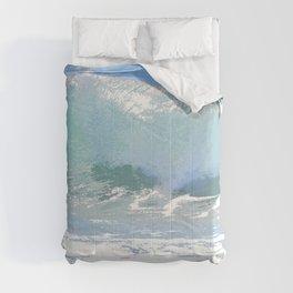 Pastel Wave Comforters