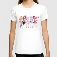 madoka magica T-shirts featuring Madoka by sarlisart
