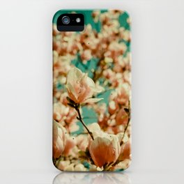 A Day of Loveliness iPhone Case