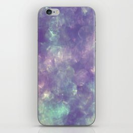 Irridescent Shimmer iPhone Skin