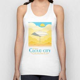 Visit Cloud City Unisex Tank Top