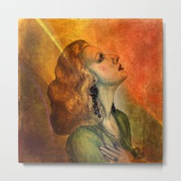 hope - wall art only Metal Print