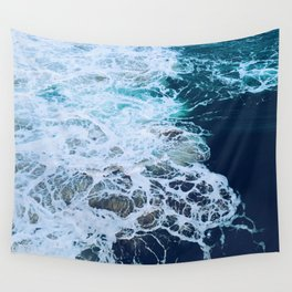 Wonderful Waves Wall Tapestry