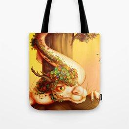 Autumn dragon Tote Bag