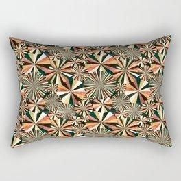fun geometry Rectangular Pillow