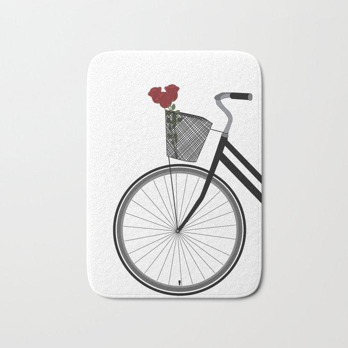 Bicycle Bath Mat