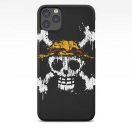 Skull - Pirates iPhone Case