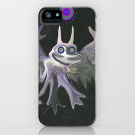 Hoo Goes There iPhone Case