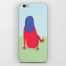 Day in the Park iPhone Skin