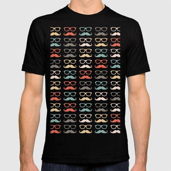 Mustache Life  T-shirt