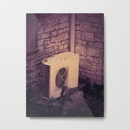 Air conditioner Metal Print